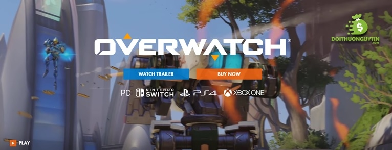 Chia sẻ acc overwatch