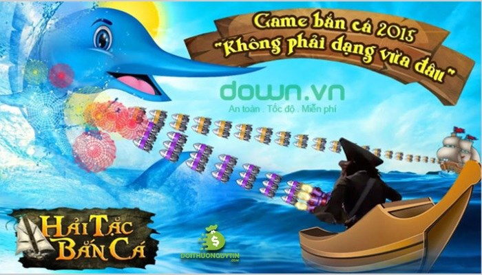 download game bắn cá offline cho pc